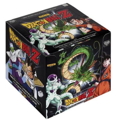 2014 DBZ Dragonball Z Panini Base Set STARTER BOX Dragon Ball SEALED!