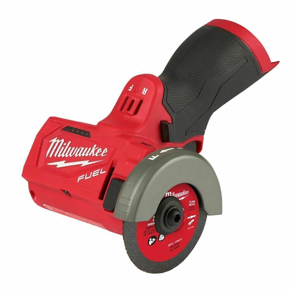 Milwaukee M12 Cut Off Tool(only)Grinder Cordless Brushless Reversible Blade 2018