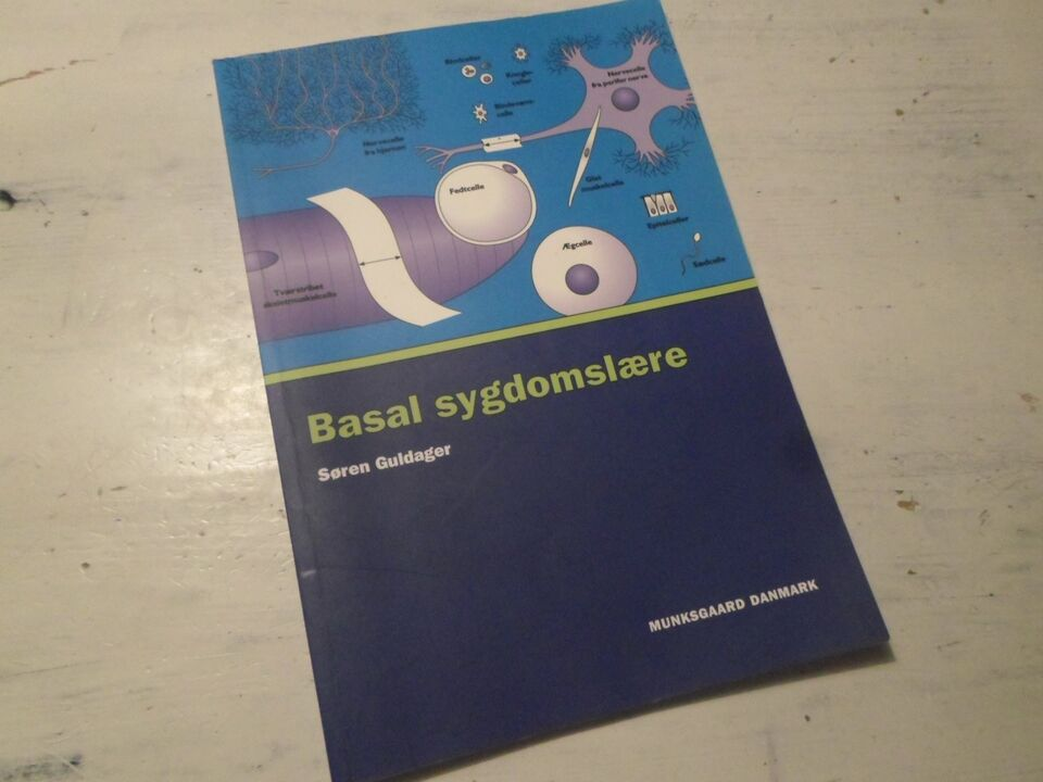 basal Sygdomslære, Søren Guldager, år 2011
