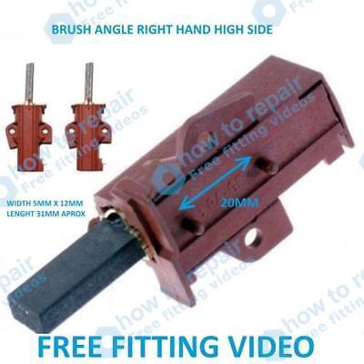 BEKO WMN1743P20 WMP652W WMS81433W WMX83133B WS832425B Motor Carbon Brushes