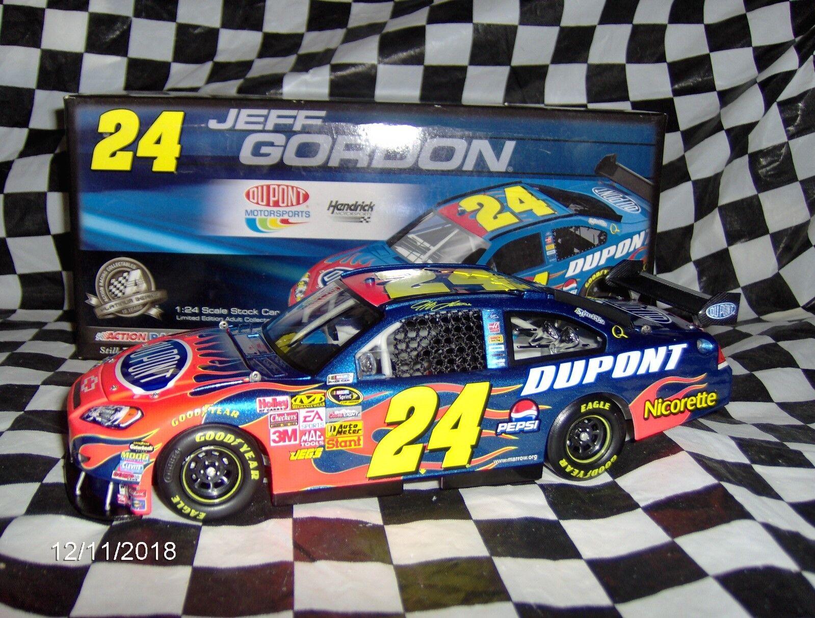 2008 Jeff Gordon Dupont 1 24th