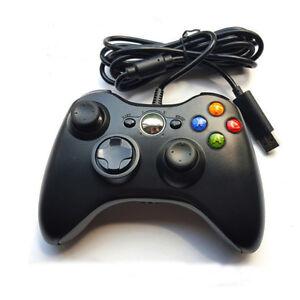 Joystick-per-Game-Pad-Joypad-per-controller-USB-USB-nero-per-computer-Microso-fu