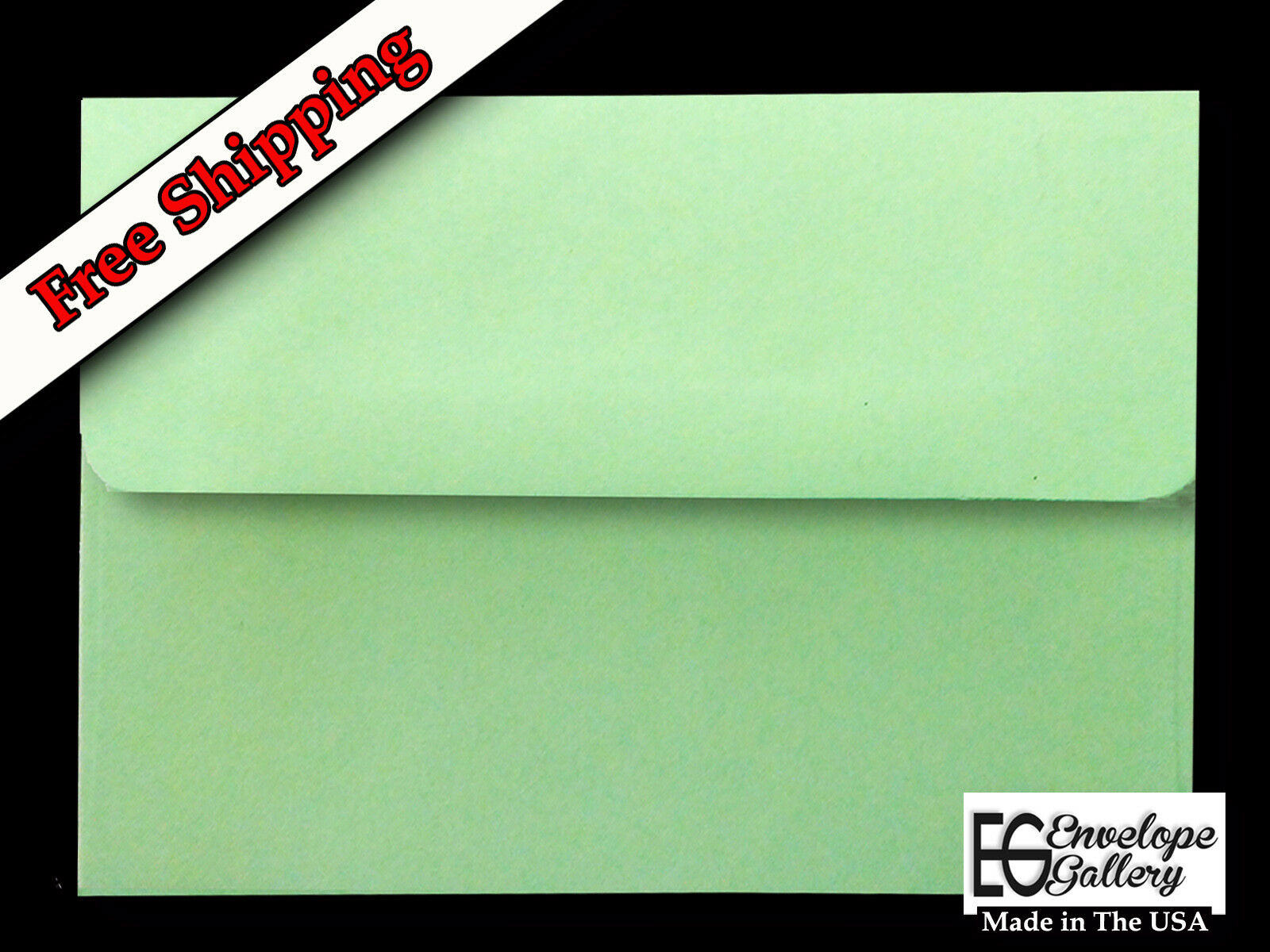 Pale Grün Envelopes for Announcements Weddings Invitation Enclosure A1 A2 A6 A7