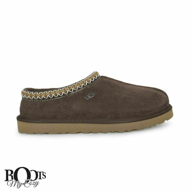 a8396da1b145 UGG Australia Mismatch Mens 9   10 Tasman Suede Clogs Slippers Shoes 5950 XF