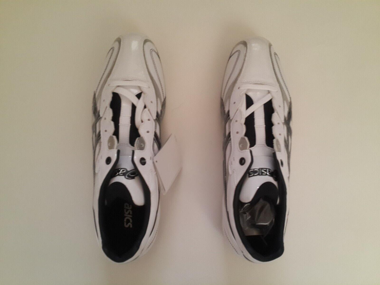 ASICS Baseball shoes SPEEDLUSTER LT SFS600-0150 White N blueee US11.5 295mm