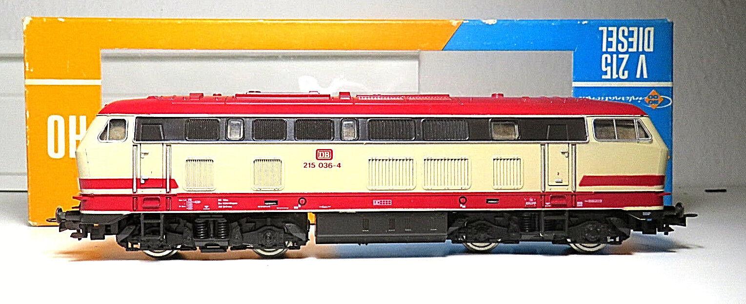 DIESEL DB BR V 215 ROCO 4151 OVP  fs1