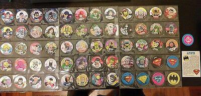 Dc Superman Batman Justice Skycaps Skybox 1993 Complete Base Set Bonus Slammer Sale Overall Discount 50-70%
