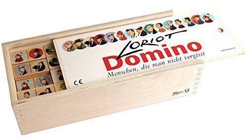DOMINO - Loriot Dominospiel kein Poster  NEU  | Ausreichende Versorgung