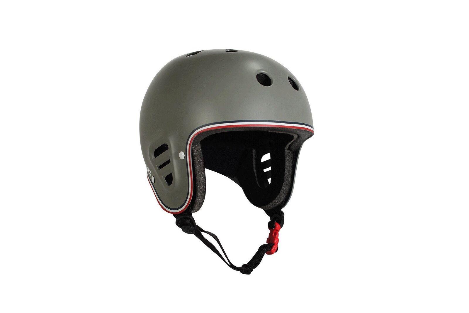 Projoec Clásico Corte Completo CPSC casco medio medio medio mate negro 271911
