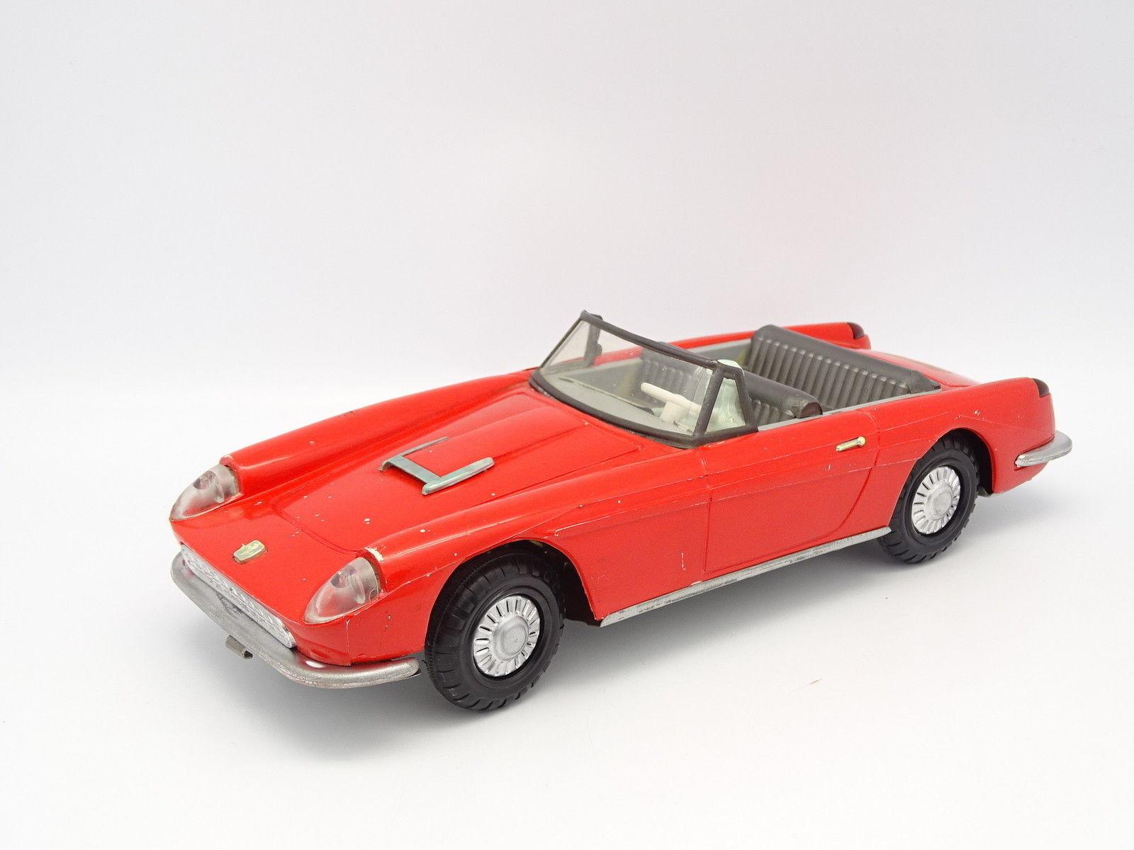 Juguetes Mont Blanco células 25CM - Ferrari 250 GT California  Rojo