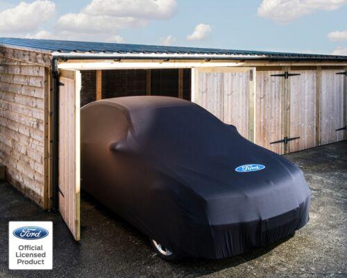 Ford Logo Super Soft Indoor Car Cover Escort Fiesta Capri Anglia