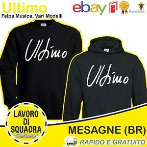 T-shirt ULTIMO Sanremo 2019 i tuoi particolari ipocondria pianeti MUSICA Music