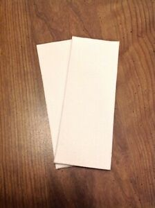 """Electroforming Anode Filter Bag x4 1 Micron Polyester Felt for 1//2/"""" Copper Pipe"""