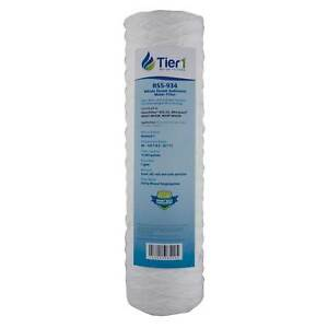 10-x-2-5-Inch-5-Micron-String-Wound-Polypropylene-Sediment-Water-Filter