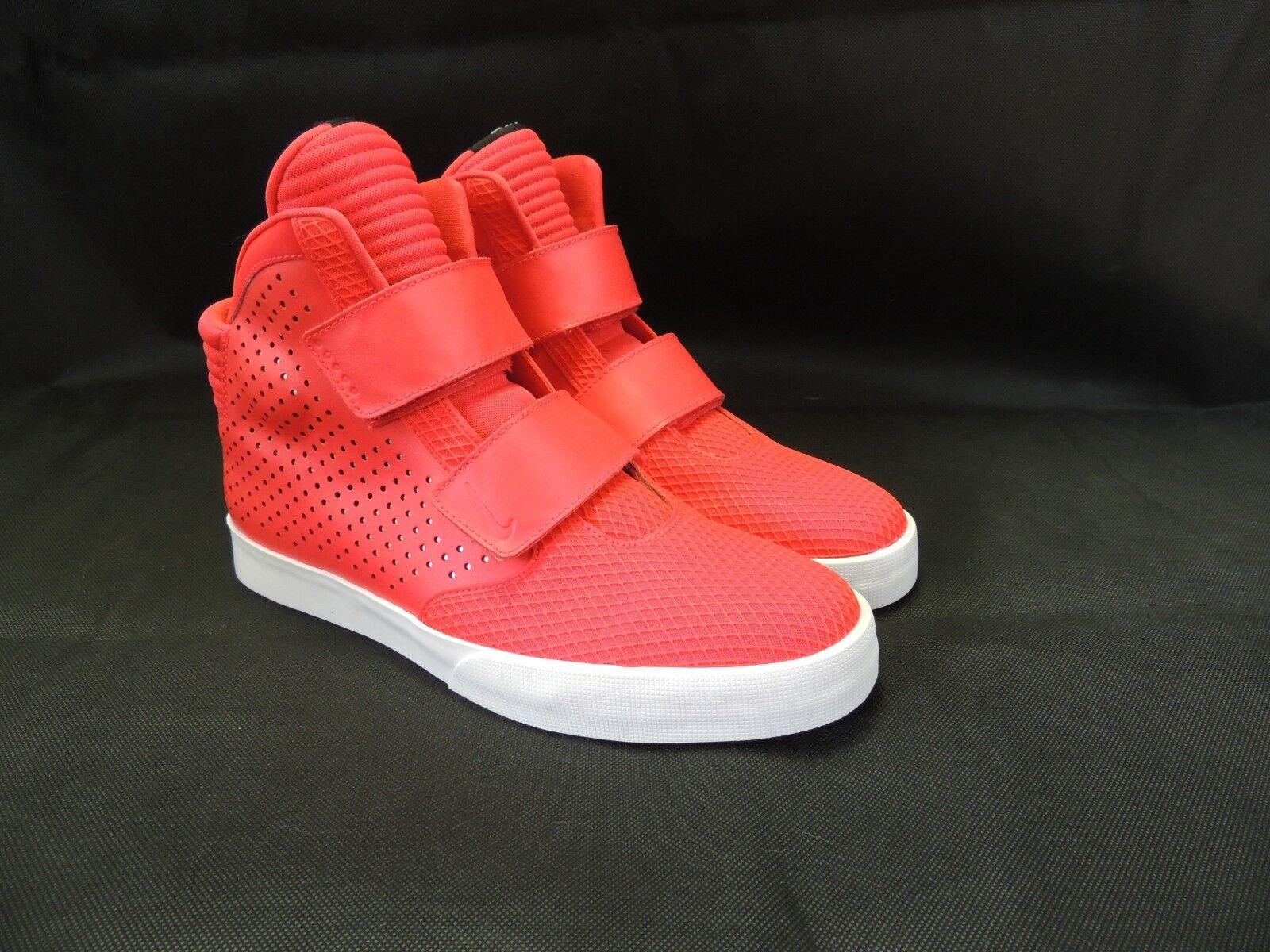 wholesale dealer 78e47 195e1 Nike Flystepper 2K3 2K3 2K3 PRM Premium Yeezy Action Red White 677473-602  Sze 9.5