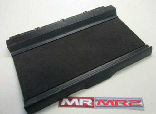 Toyota MR2 MK2 Rev3 Type Black Passenger /& Drivers Side Speaker Storage Lids