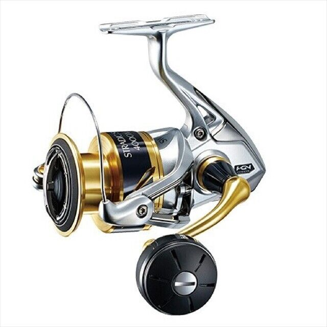 Shimano 18 STRADIC SW 4000HG SPINNING REEL SHORE  JIGGING  free shipping worldwide