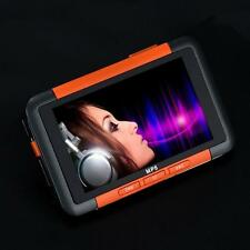 8GB Slim MP3 MP4 MP5 Music Player With 4.3'' LCD Screen FM Radio Video Movie UK