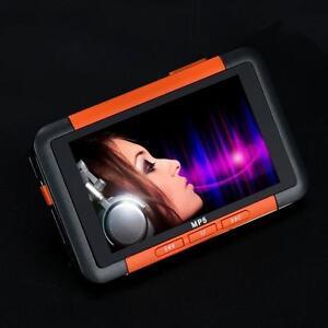 8GB-Schmal-MP3-MP4-MP5-Musik-Spieler-Mit-4-3-LCD-Bildschirm-FM-Radio-Video