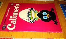 CALIMERO #  3 - TUTTO A COLORI - 1 GENNAIO 1973 - ED WILLIAMS INTEUROPA - CO7