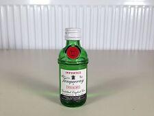 Mignonnette mini bottle non ouverte whisky tanqueray