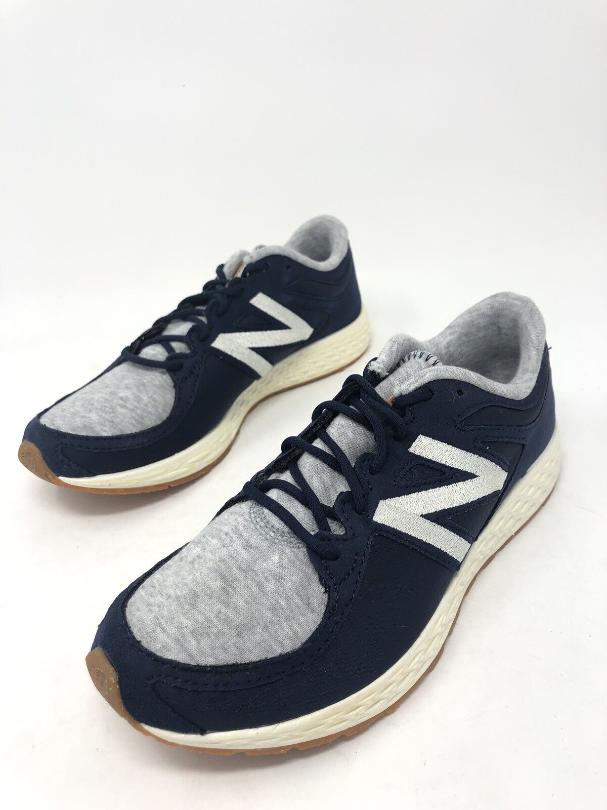814 New Balance Women's Zante Sportstyle shoes, Navy Grey, Size 7 Medium