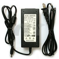 Ac 100220v To Dc 12v 5a 60w Power Supply Ac Adaptor