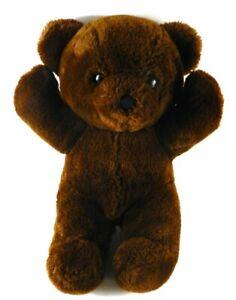 Semi-Sweets-Chocolate-Brown-Bear-DAKIN-1986-16-034-Teddy-Bear-Stuffed-Plush