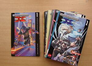 Die-ultimativen-X-Men-1-50-kpl-Panini-Gb-Zustand-1