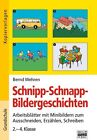 Schnipp-Schnapp-Bildergeschichten von Bernd Wehren (2012, Taschenbuch)