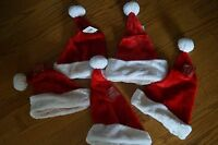 Lot Of 5 Santa Hats Size L From Michaels Arts And Crafts