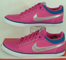 huge selection of f0496 6c1f7 item 3 New Womens 10 NIKE Capri 3 LTH Leather Pink Silver Shoes $60 579619- 600 -New Womens 10 NIKE Capri 3 LTH Leather Pink Silver Shoes $60 579619-600