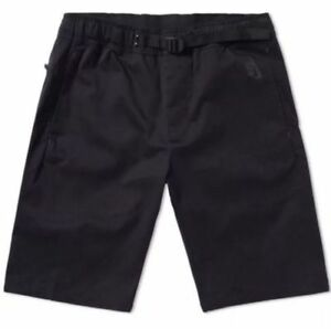 Mens Nikelab Essentials cortos Sz 010 Triple 886548274710 Us Pantalones tejidos M Negro 867223 apzqx
