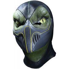 Reptile Overhead Mask Costume Mask Adult Mortal Kombat Halloween