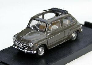 Die cast 1//43 Model car fiat 600 1955