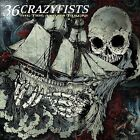 The Tide and Its Takers by 36 Crazyfists (CD, May-2008, Ferret Music (USA))