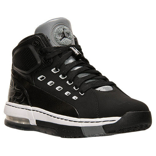 Jordan Ol' School BLACK/WHITE-COOL GREY