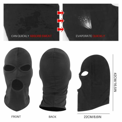 Balaclava Face Mask Head Hood Mask Spandex Costume US FAST