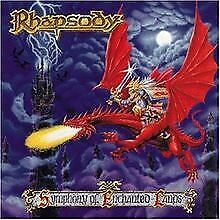 Symphony-of-Enchanted-Lands-von-Rhapsody-CD-Zustand-gut