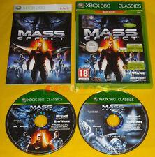 MASS EFFECT 1 XBOX 360 Versione Ufficiale Italiana Classics »»»»» COMPLETO