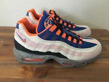 new arrival c7815 e13d7 Nike Air Max 95 Mowabb ACG Men's Running Shoes Safety Orange Av7014-600  Size 10