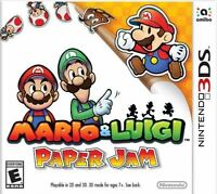 Mario & Luigi: Paper Jam (nintendo 3ds) Brand