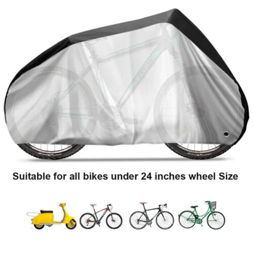 Waterproof Cycle Bicycle Bike Cover Fully Snow Rain Resistant Rust UV Prevention