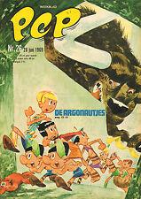 PEP 1969 nr. 26 - ARGONAUTJES (DICK MATENA)/TT ASSEN 1969/COMICS