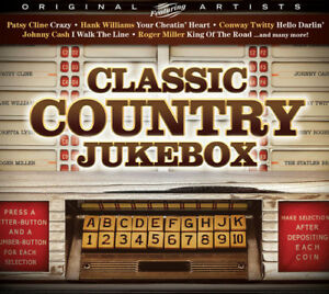 Various-Artists-Classic-Country-Jukebox-New-CD