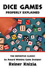 Dice Games Properly Explained by Reiner Knizia (Paperback / softback, 2010)