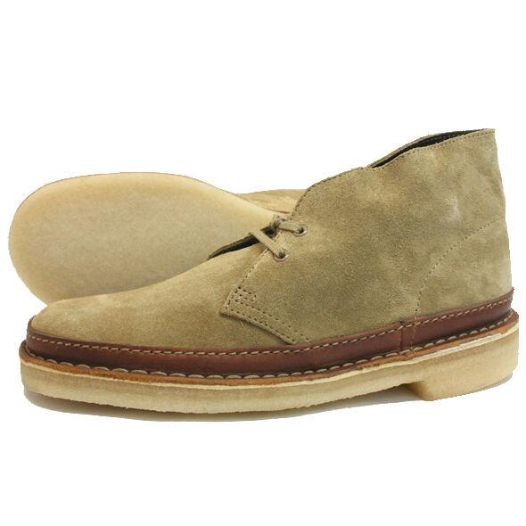 ClarksOriginals  Uomo   DESERT Stiefel   Uomo  GUARD TAUPE SUEDE  UK 7,8,8.5,9,10 77407c