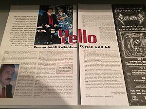 Yello-2-seitiger-Zeitungsartikel-Groesse-A4-Zillo