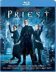 Priest 0043396384231 With Christopher Plummer Blu-ray Region a