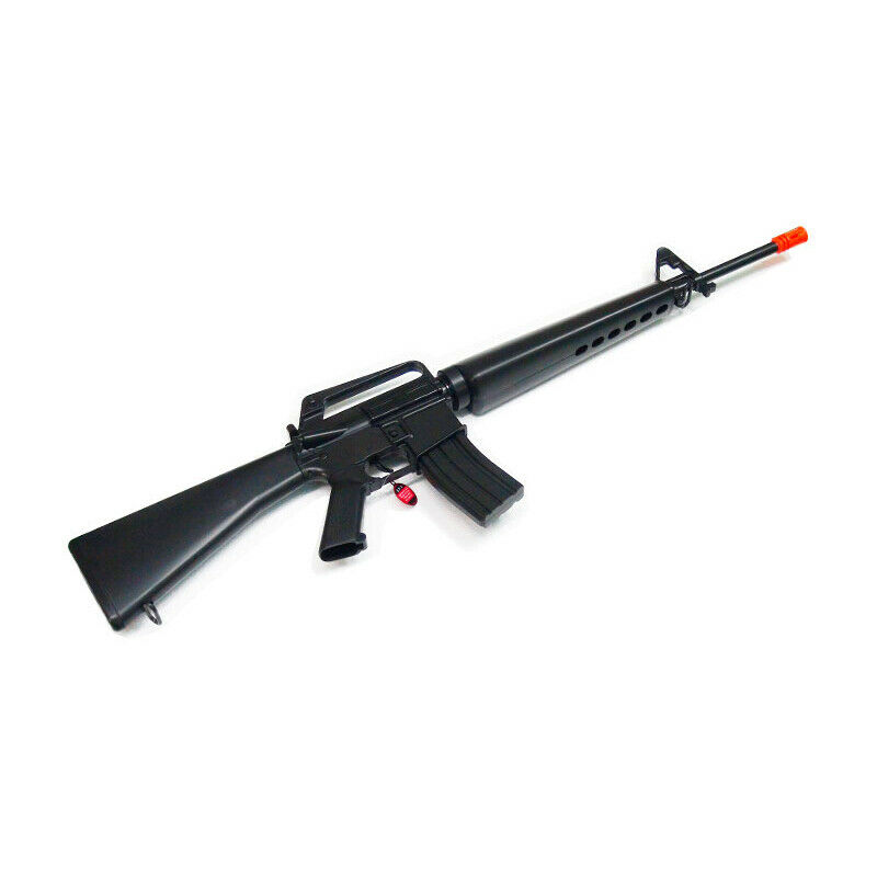 Academy Korea M16A1 Full Dimensione Assult Rifle Airsoft Pistol BB Replica giocattolo Gun
